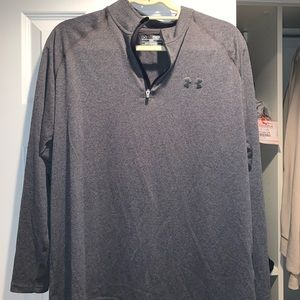 Under armor light weight pull over